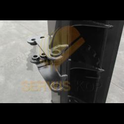 Łyżka skarpowa 150cm / CASE 580