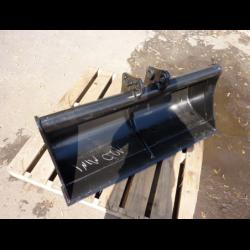 Łyżka skarpowa 120cm - Minikoparki 802/803 JCB