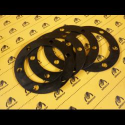 Uszczelka pod dekiel filtra hydrauliki / JCB 3CX 4CX - 813/00466