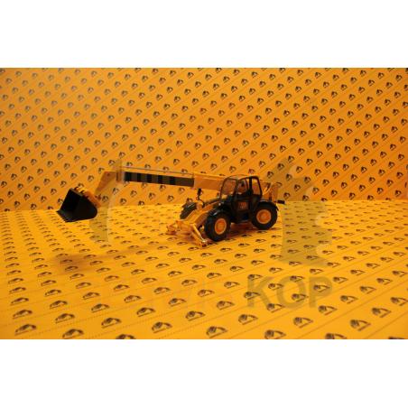 Sworzeń tylnej łyżki koparkowej JCB 3CX 4CX