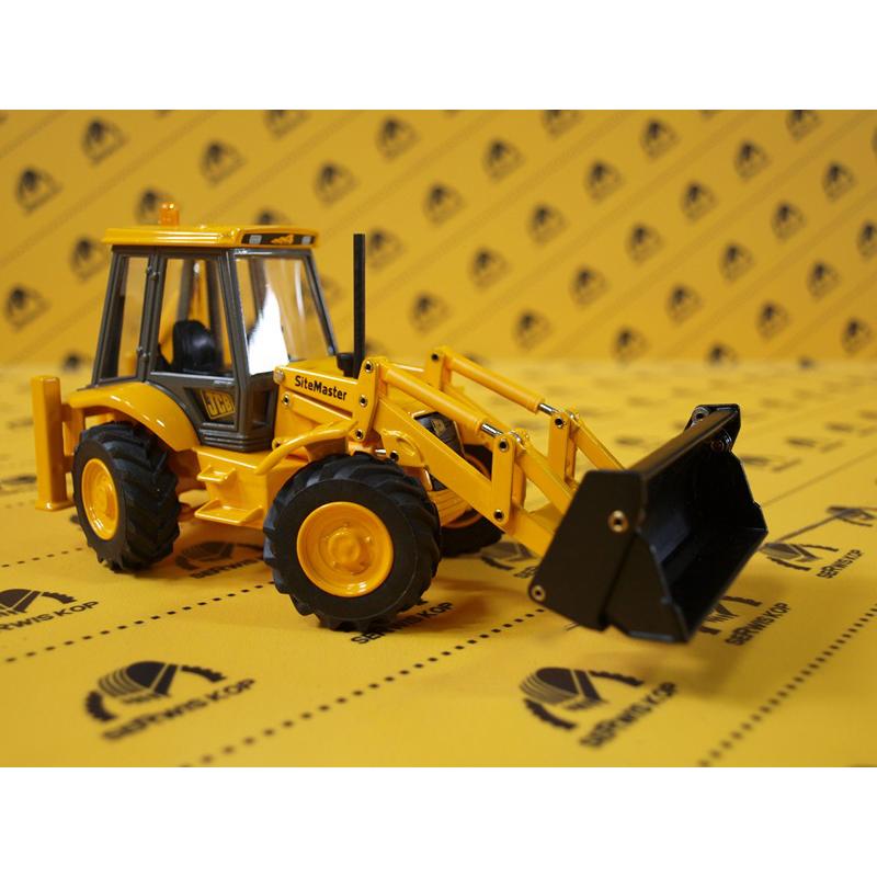 Ząb Skrajny JCB Lewy 3CX 4CX - 531/03205