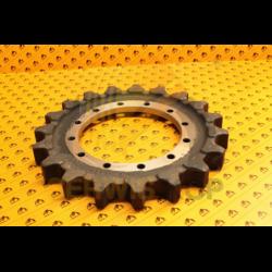 Koło napędzające do minikoparek JCB 805 806 - 331/18047