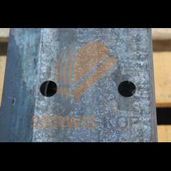 Blok zaworowy skrzyni 4 biegi (cewki w kpl) / JCB - 459/M3087