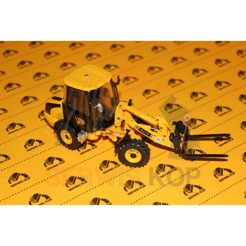 Czujnik ciśnienia oleju silnikowego / JCB JS - 701/54500