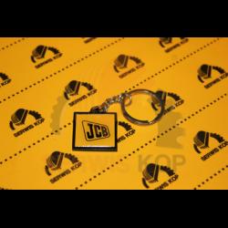 Brelok z logo JCB