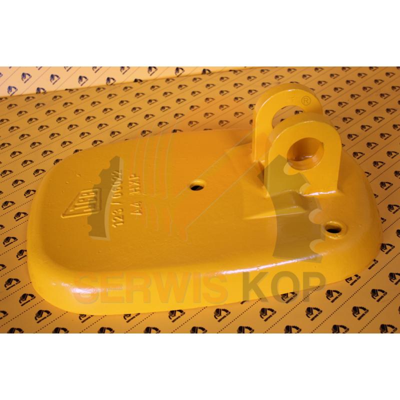 Łapa stabilizatorów od numeru  462317 JCB 3CX 4CX - 123/06022