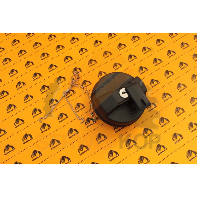 Wałek atakujący z kołem talerzowym 13/38T M30 - 458/70258