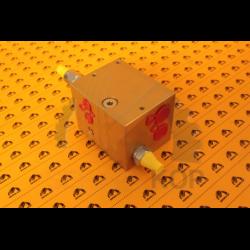 Blok zaworowy do zamiatarki JCB - 928/60342