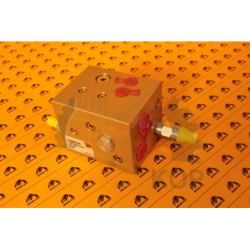 Filtr oleju - Silnik Turbo / Perkins - JCB 3CX 4CX - 02/100073Z
