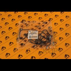 Uszczelka pod pokrywę klawiatury / Minikoparki JCB 801 - 02/630581