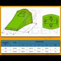 Bucket grading 150cm / CASE 580, 590, 695 - G2