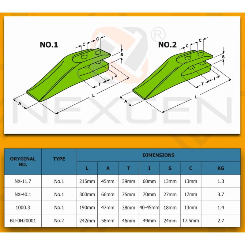 Linka blokady ramienia koparkowego 2001- / JCB 3CX 4CX - 910/60106