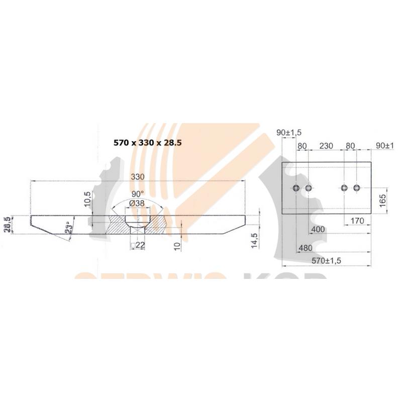 Przełącznik jazdy przód/tył - skrzynia manualna - 701/52601