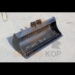 Łyżka skarpowa 100cm / Minikoparki 801 JCB - 522/01600