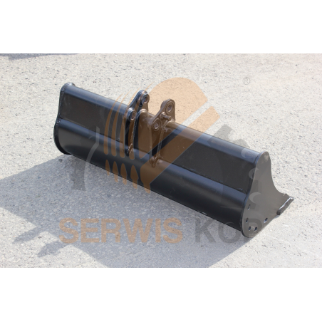 Roller track bottom / JCB JS160-200