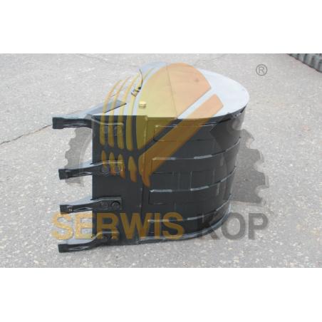 Ślizg stabilizatorów metalowy plus nakładka 3CX 4CX