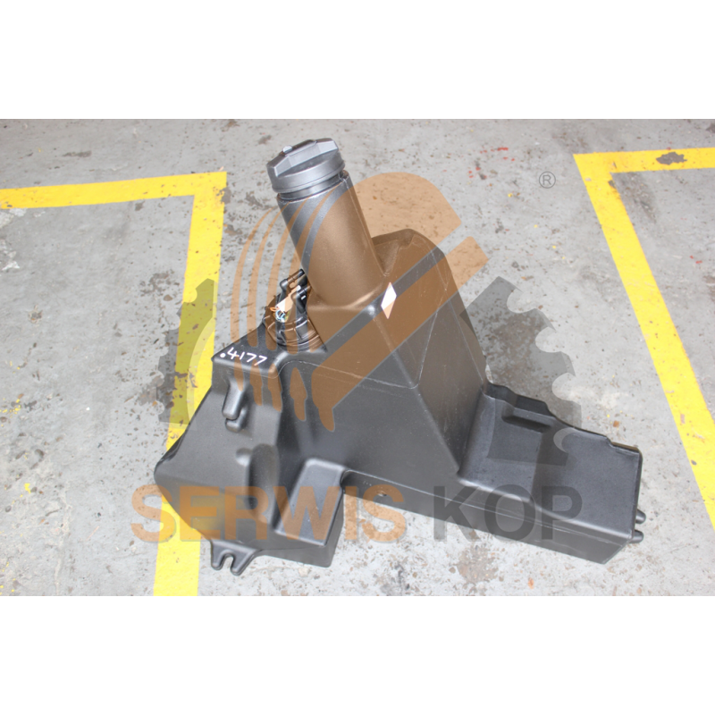 Zbiornik paliwa JCB MINI 8040 - 332/T1634