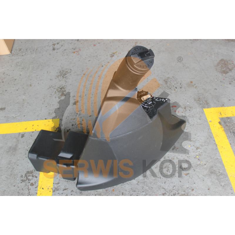 Podkładka dystansowa na sworznie 45mm / JCB - 823/00470