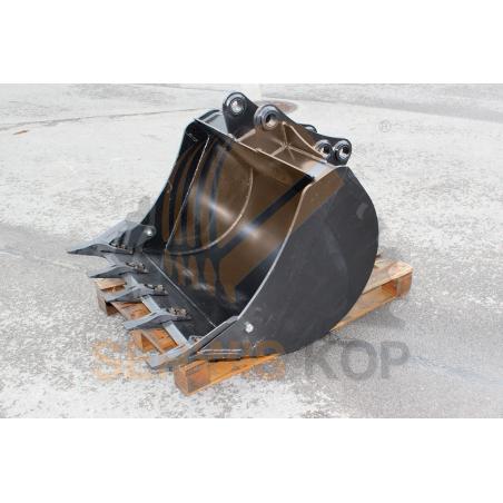 Tulejka - w drążek stabilizacyjny / JCB 3CX 4CX