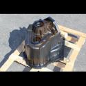 Tarcza cierna sprzęgła - JCB 2CX 3CX 4CX Ładowarki Fastrac - 445/05106