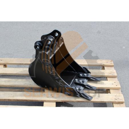 Uszczelka pod miskę olejową - Silnik JCB