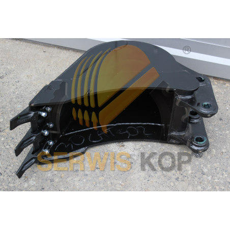 Pad wear 150 x 75 x 14.25mm / JCB Loadall