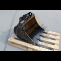 Ślizg do ładowarek teleskopowych JCB - 150 x 75 x 14.25mm - 160/00982