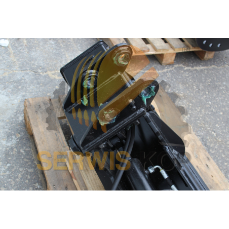 Bucket 80cm for C.A.T 428B 428C - HB400 blade