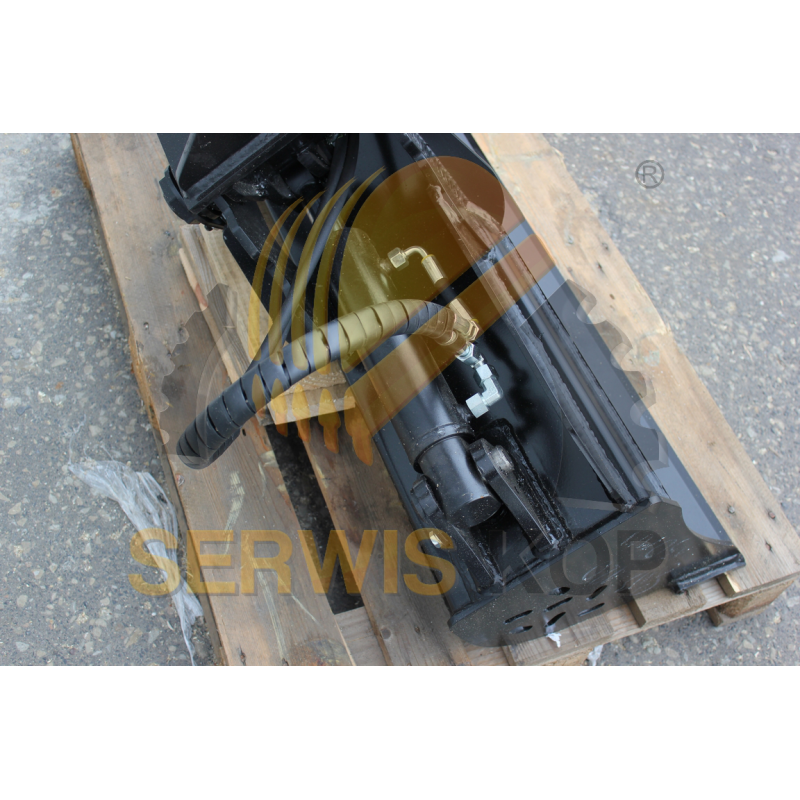 Bush spring / bucket clamshovel / JCB 3CX 4CX - 1207/0019