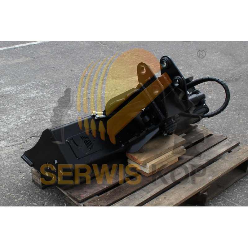 Pad wear 150 x 95 x 22mm / JCB Loadall - 160/00991