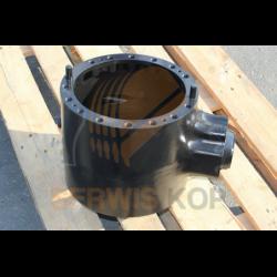 Obudowa dyferencjału tył - Koparko-ładowarki JCB 3CX - 458/20418
