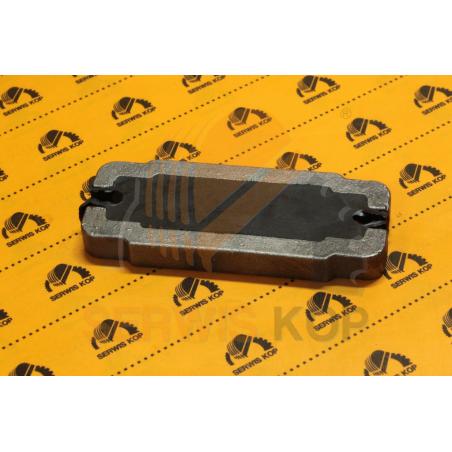 Tuleja - mocowanie łyżki ładowarkowej / JCB 3CX 4CX