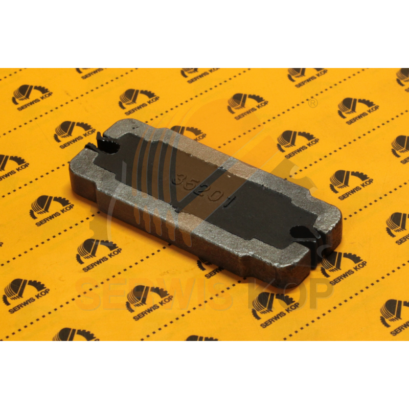 Tuleja siłownika łyżki, wysuwu / JCB 4CX 3CX - 1208/0020