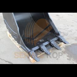 Łyżka koparkowa JS160 80CM - 0