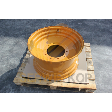 Pin pivot rear bucket / JCB MINI 801, 802