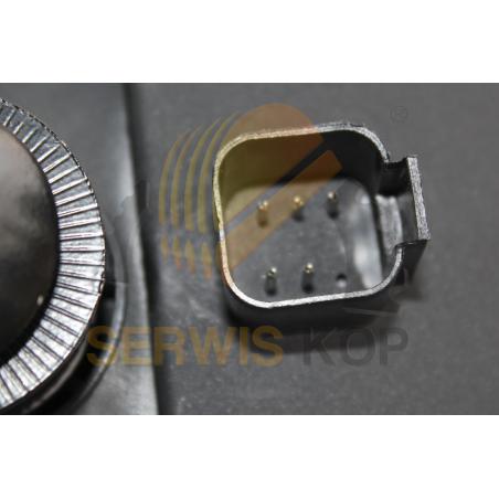 Ślizg obrotu - podkładka konik / JCB 3CX 4CX