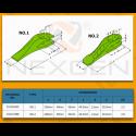 Model Minikoparki JCB 801 - Skala 1:35