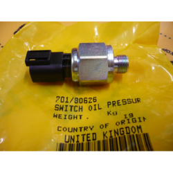 Czujnik ciśnienia oleju skrzyni biegów / JCB 3CX 4CX - 701/80626