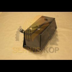 Zbiornik oleju hydraulicznego do koparko-ładowarek 3CX