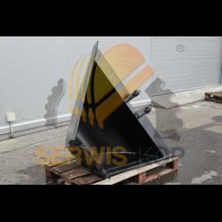 Siłownik gazowy 2001-2012 / JCB 3CX 4CX - 128/13052