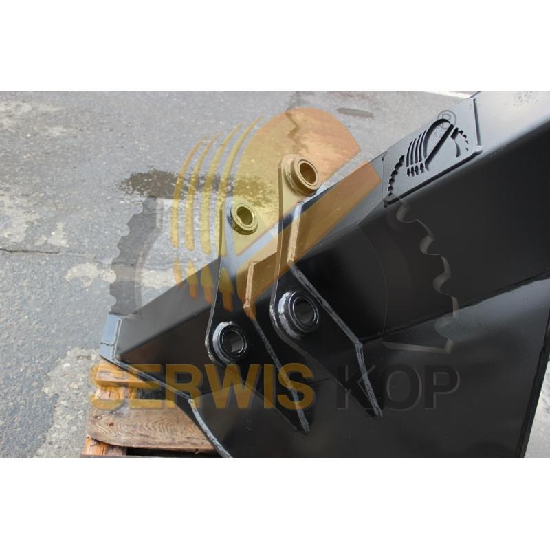 Valve check - Track Greaser JCB - JRA0233