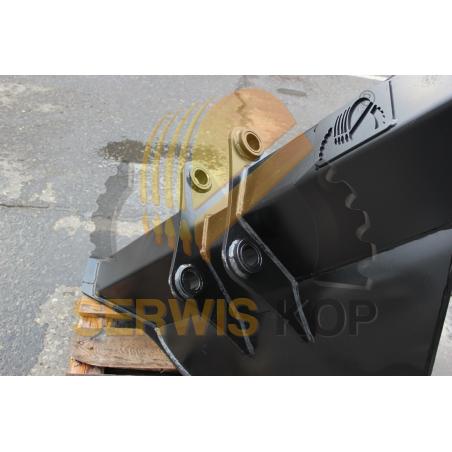 Valve check - Track Greaser JCB