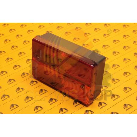 Uszczelka pod pokrywę klawiatury / Minikoparki JCB 801-804