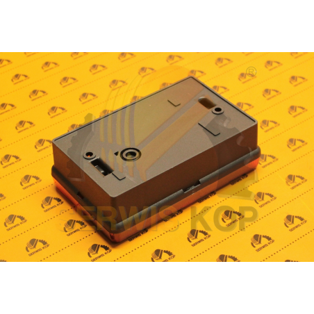 Uszczelka pod głowice 1,2mm - Minikoparki JCB 801