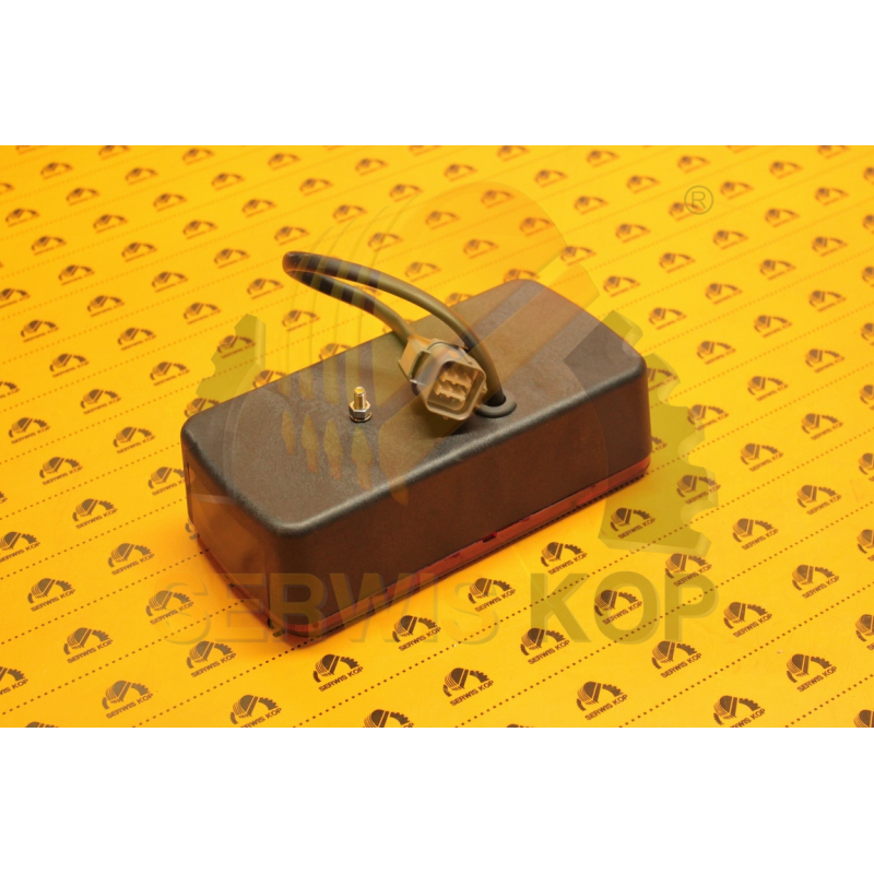 Zabezpieczanie nakładki ESCO V19-V23 - 510/92002