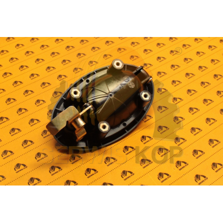 Valve check - Track Greaser JCB MINI 801