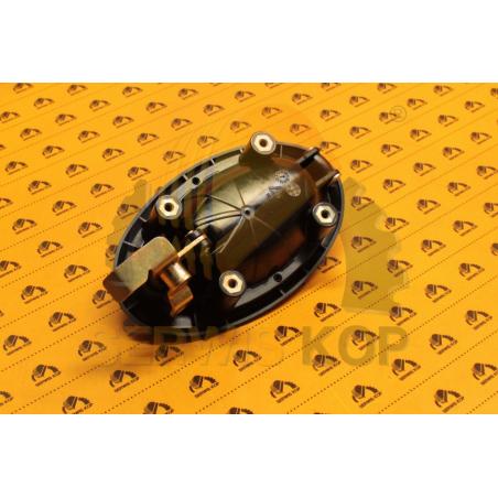 Zawór / Kalamitka do napinacza w Minikoparkach JCB 801