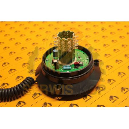 Zawór hydrauliczny upustowy 230BAR - JCB 4CX