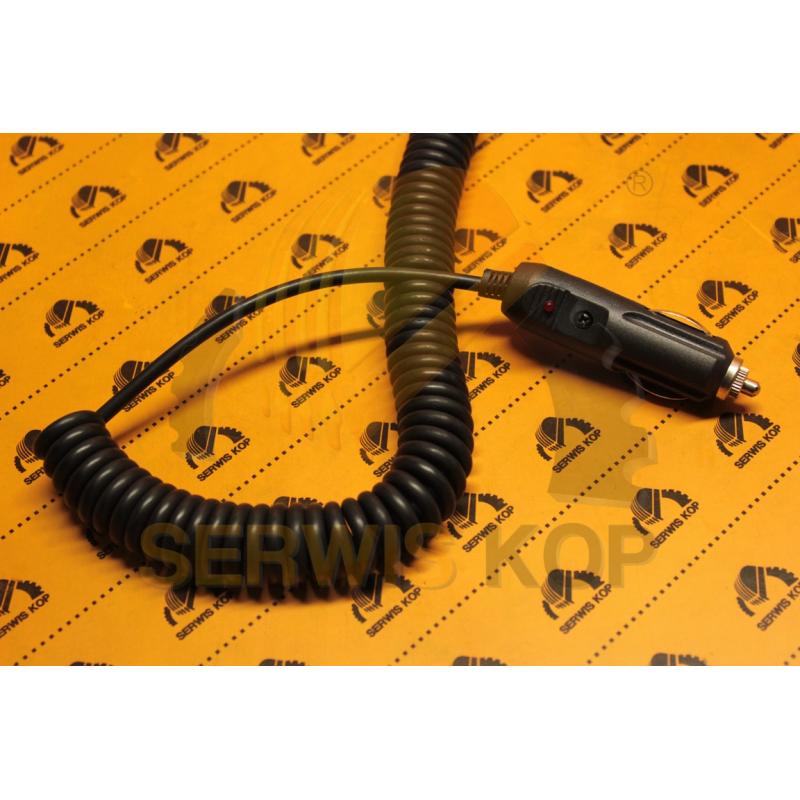 Trunnion - mocowanie zwrotnicy / pasujący do CAT 428E - 2167473