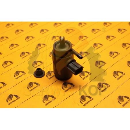 Obejma zgarniająca na zawór - Silnik JCB DieselMax